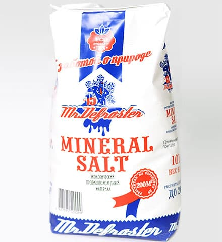 Mr.Defroster Mineral Salt (10 кг)