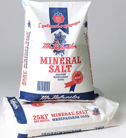 Mr.Defroster Mineral Salt (25 кг)